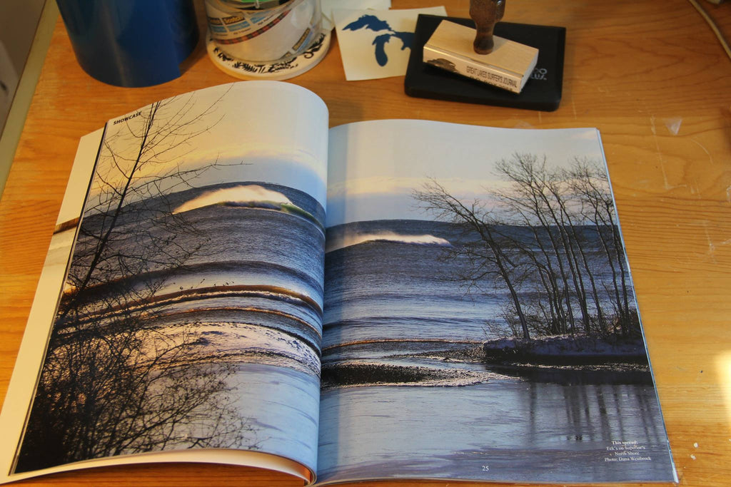 Magazine - Great Lakes Surfer's Journal - Surf Ontario