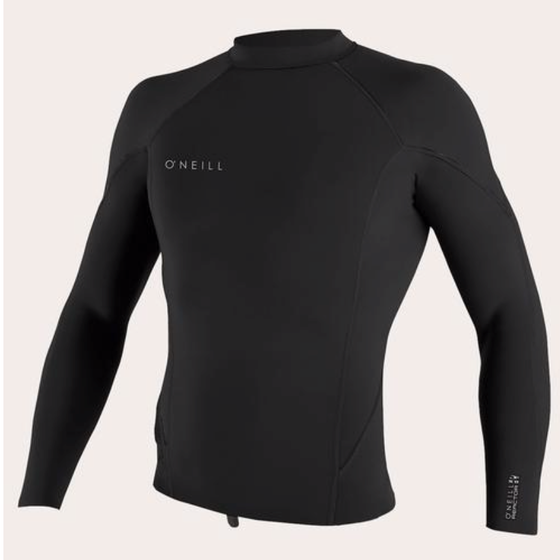 1/5mm Mens O'Neill REACTOR-2 L/S TOP - Surf Ontario