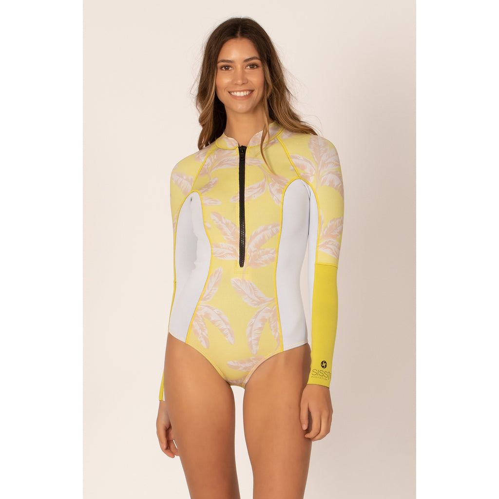1mm SisstrEvolution Pescardora Cheeky - Lemon - Surf Ontario
