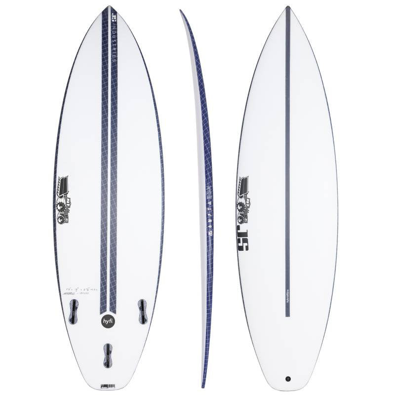 JS Industries - Monsta Box 5'9 Squash Tail HYFI Easy Rider FCS2