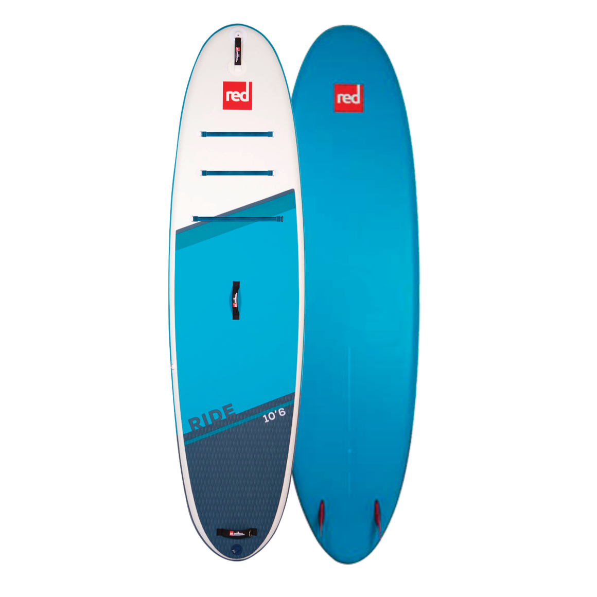 Red Paddle Co. 10'6 Ride 2021 / Alloy 3pc Package *Preorder for October