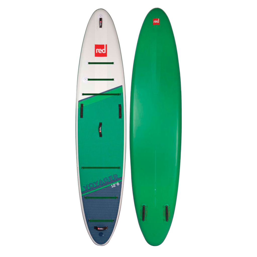 "Red Paddle Co. 12'6 x 32"" 2021 Voyager *Preorder for January"