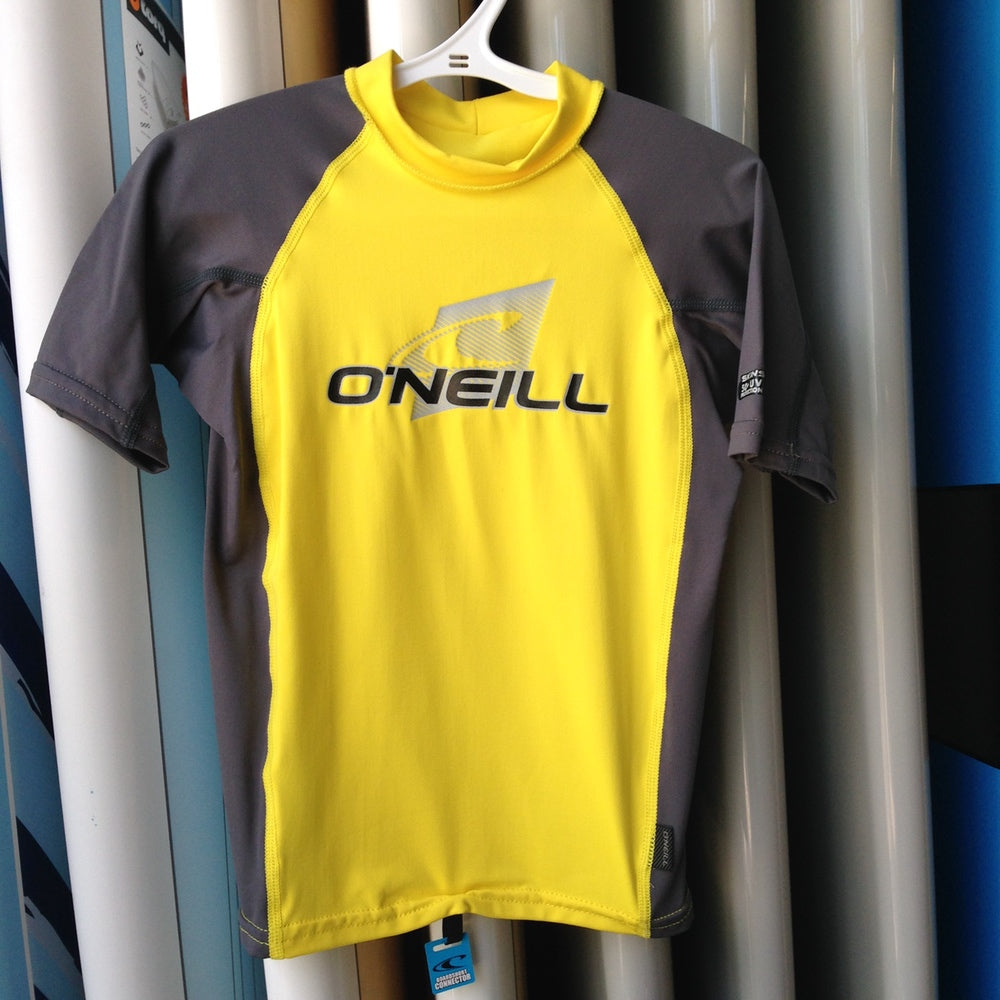O'Neill Youth Rashies - YOUTH SKINS S/S CREW