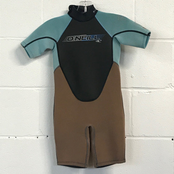 2mm O'Neill Youth Springsuit  - Size 8 - USED*