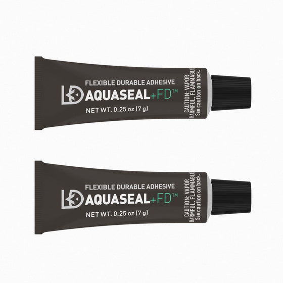 Repair Neoprene - Gearaid AQUASEAL+FD (Clear flexible adhesive) .75oz
