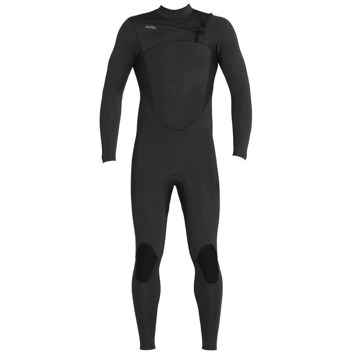 3/2 Men's XCEL Comp Fullsuit 3/2 (chest zip) - Black - Surf Ontario
