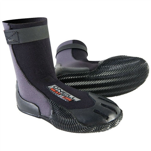 Booties 3mm Youth O'Neill Heat Round Toe - Surf Ontario