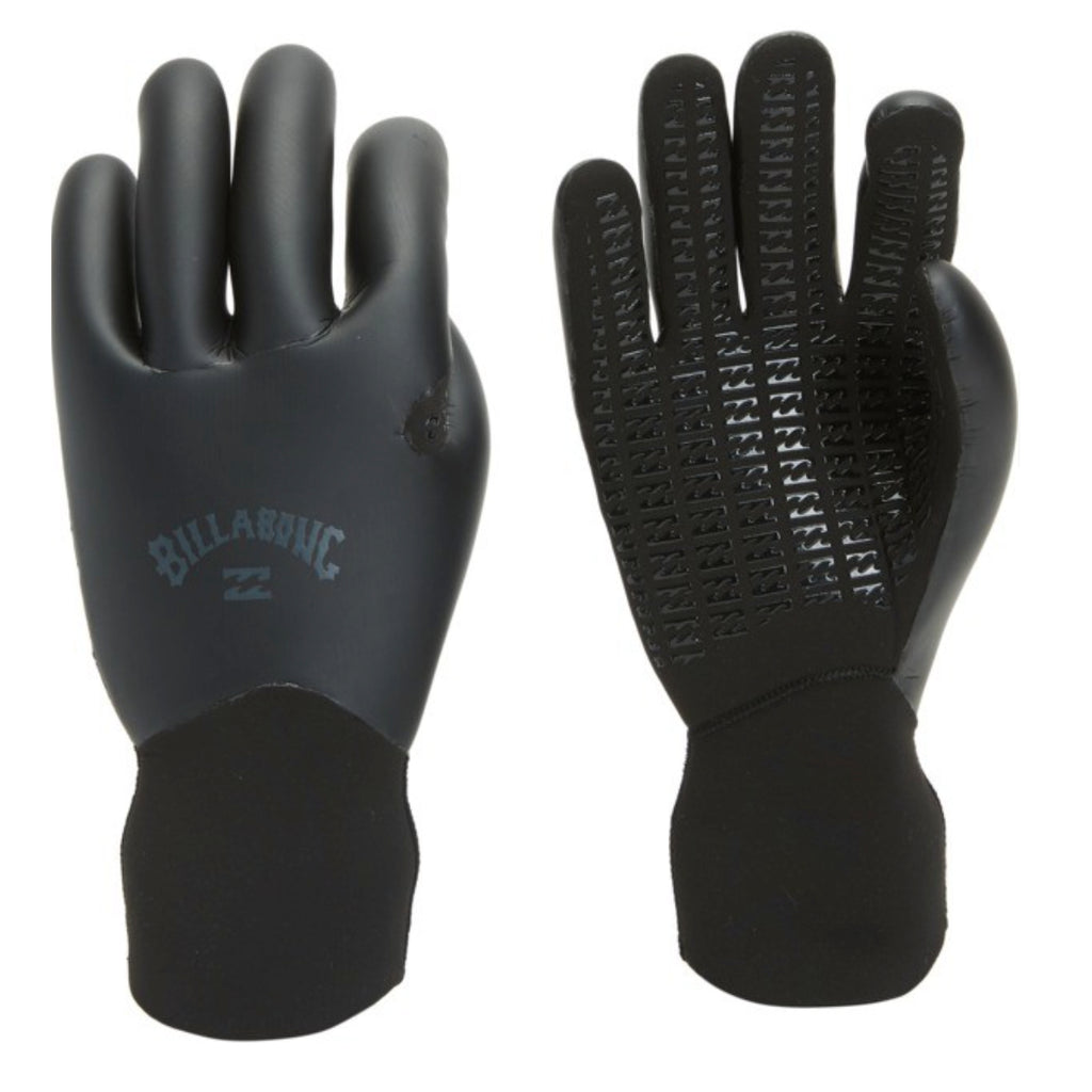 Gloves 5mm Billabong Furnace 5-finger MWGL3BX5-BLK