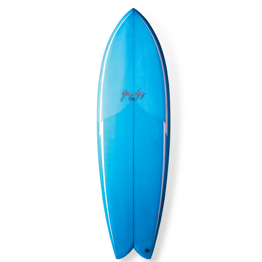 "Gerry Lopez 5'10"" Something Fishy Quad-fin"