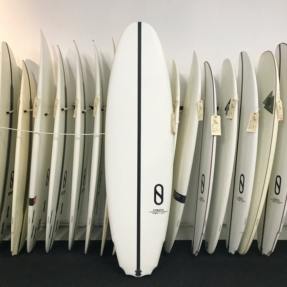 Firewire Slater Designs 6'4 Cymatic LFT Futures