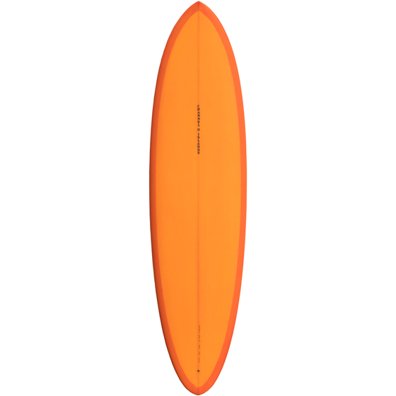 Channel Islands - MID 6'8 Orange *Preorder for Spring* 🚚