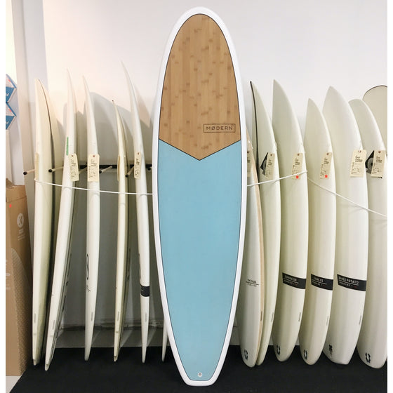 Modern Blackbird Longboard - 7'0 XB Matt Finish