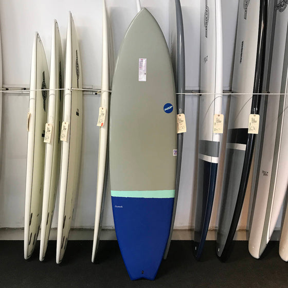 NSP 06 Elements HDT Fish 7'2 Grey