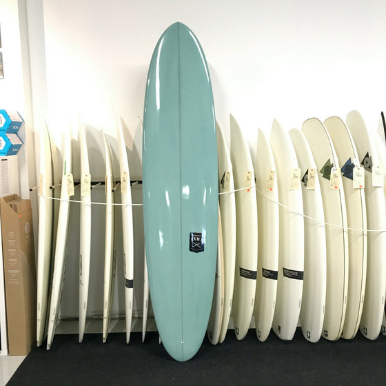 Creative Army - 8'1  Huevo PU Powder Blue Tint - poly