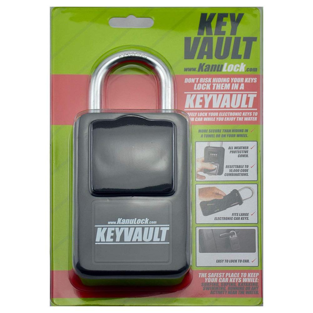 KeyVault Key Storage Safe