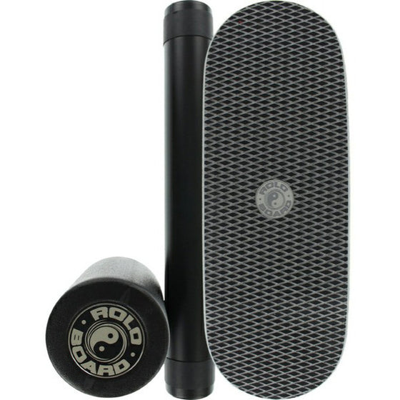 Rolo Board SOFT TOP Black/Gray Diamond