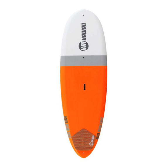 KM Hawaii 10'2 KM Malibu Orange