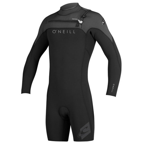 O'Neill Mens Hyperfreak FZ 2mm L/S Spring 4637 - Call for colour options - Surf Ontario