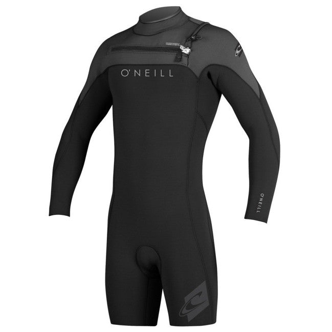 Springsuit 2mm Mens O'Neill Hyperfreak FZ L/S 4637 - Call for colour options - Surf Ontario