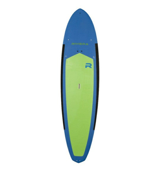 Riviera Kids Soft Top 8' - Blue/Green - Reg $899 - Surf Ontario
