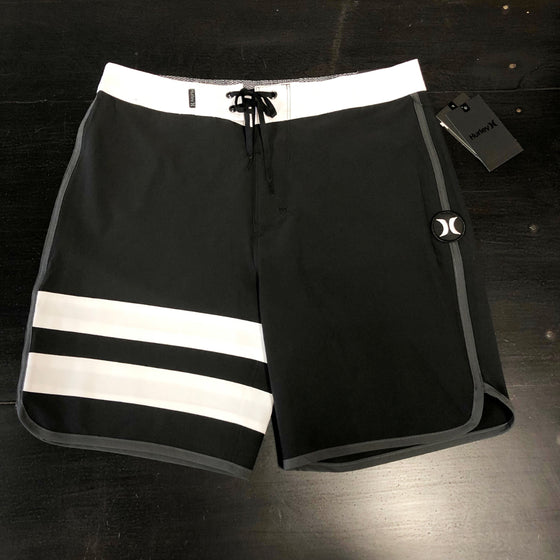 Boardshorts - Hurley Phantom BP Solid BDST 18 - Black (010)