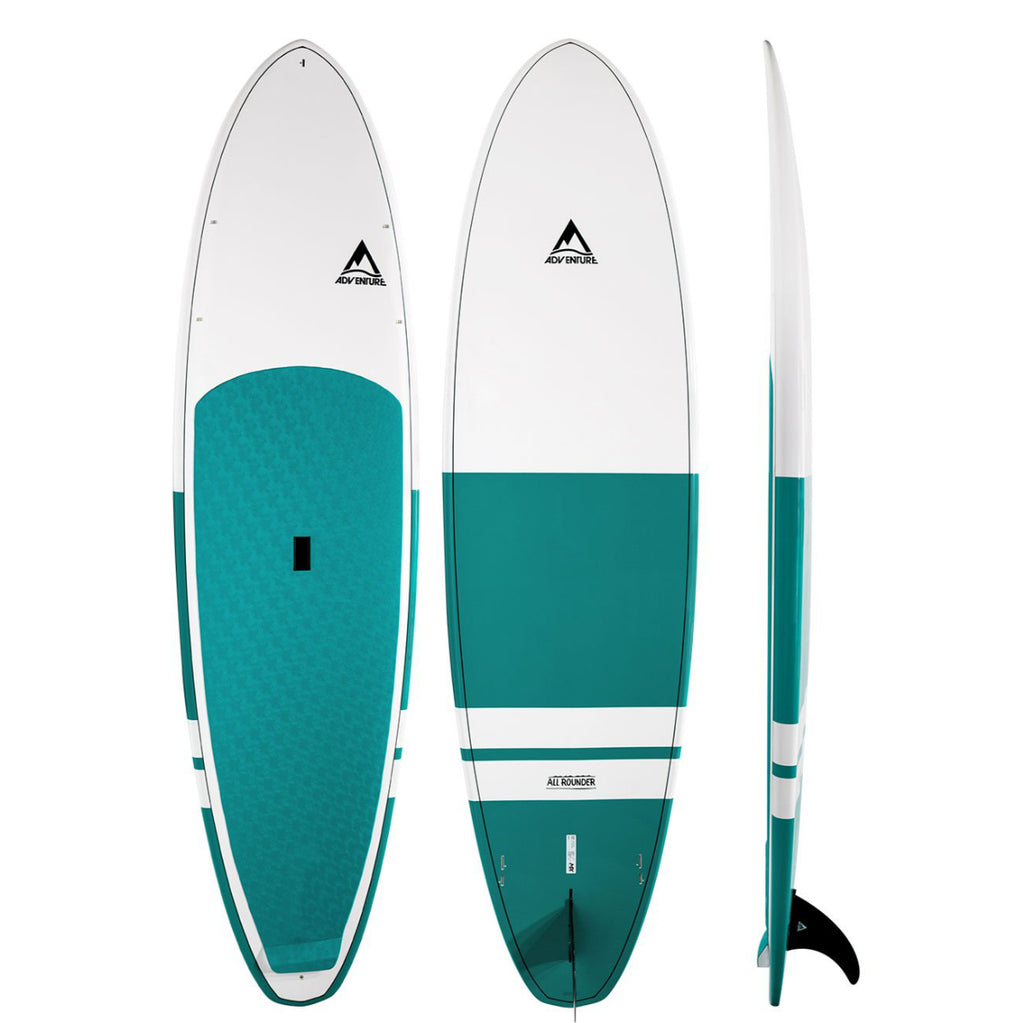 Adventure 11'6 Paddleboarding All Rounder – MX - Teal