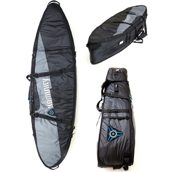 Komunity Board Bag - ARMOUR  7'0 TRIPLE TRAVELER