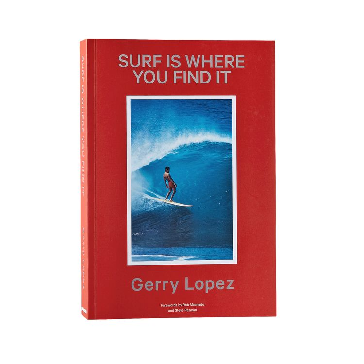 Books - Surf Is Where You Find It