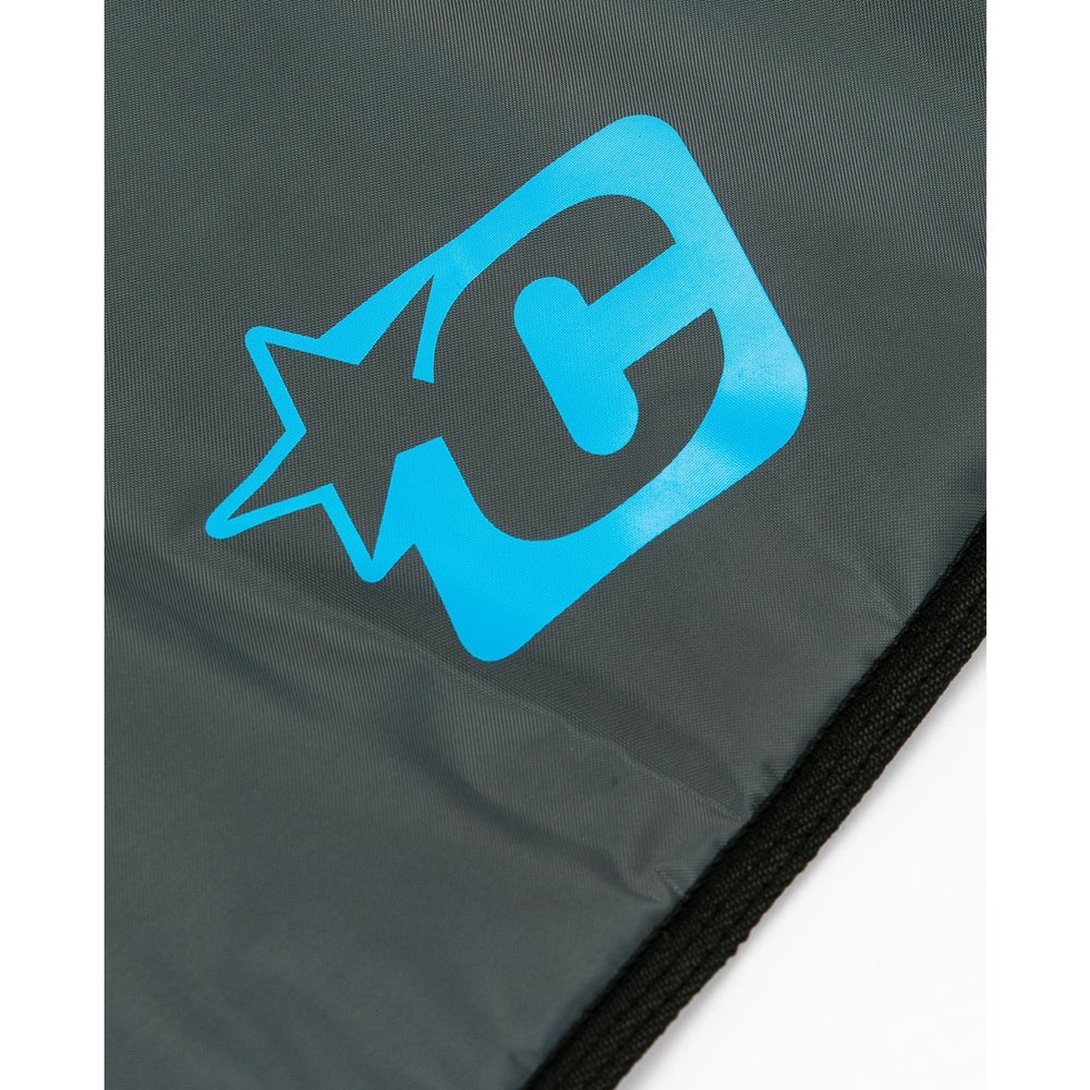 Creature of Leisure board bag - Fish Lite: Charcoal Cyan - Surf Ontario