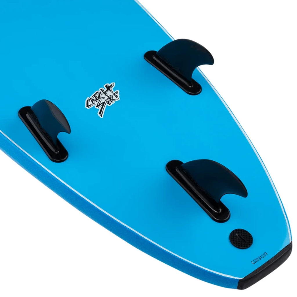 Odysea Blank 9'0 Log Thruster - Blue