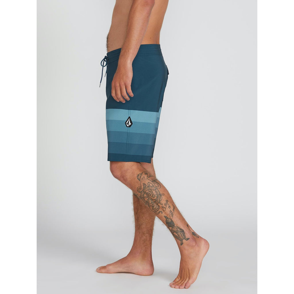 Boardshorts - Volcom Quarta Static Stoney - Bering Sea