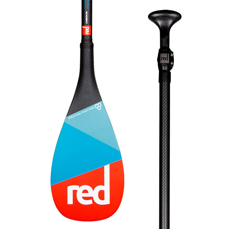 SUP paddles - Red Paddle - Red Paddle Carbon 50 3pc Cam Lock