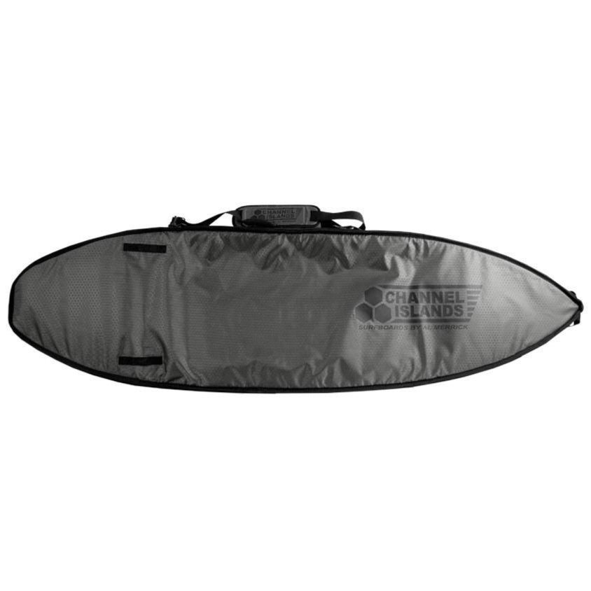 Channel Islands Board Cover - Travel Light CX2 - Charcoal - Surf Ontario