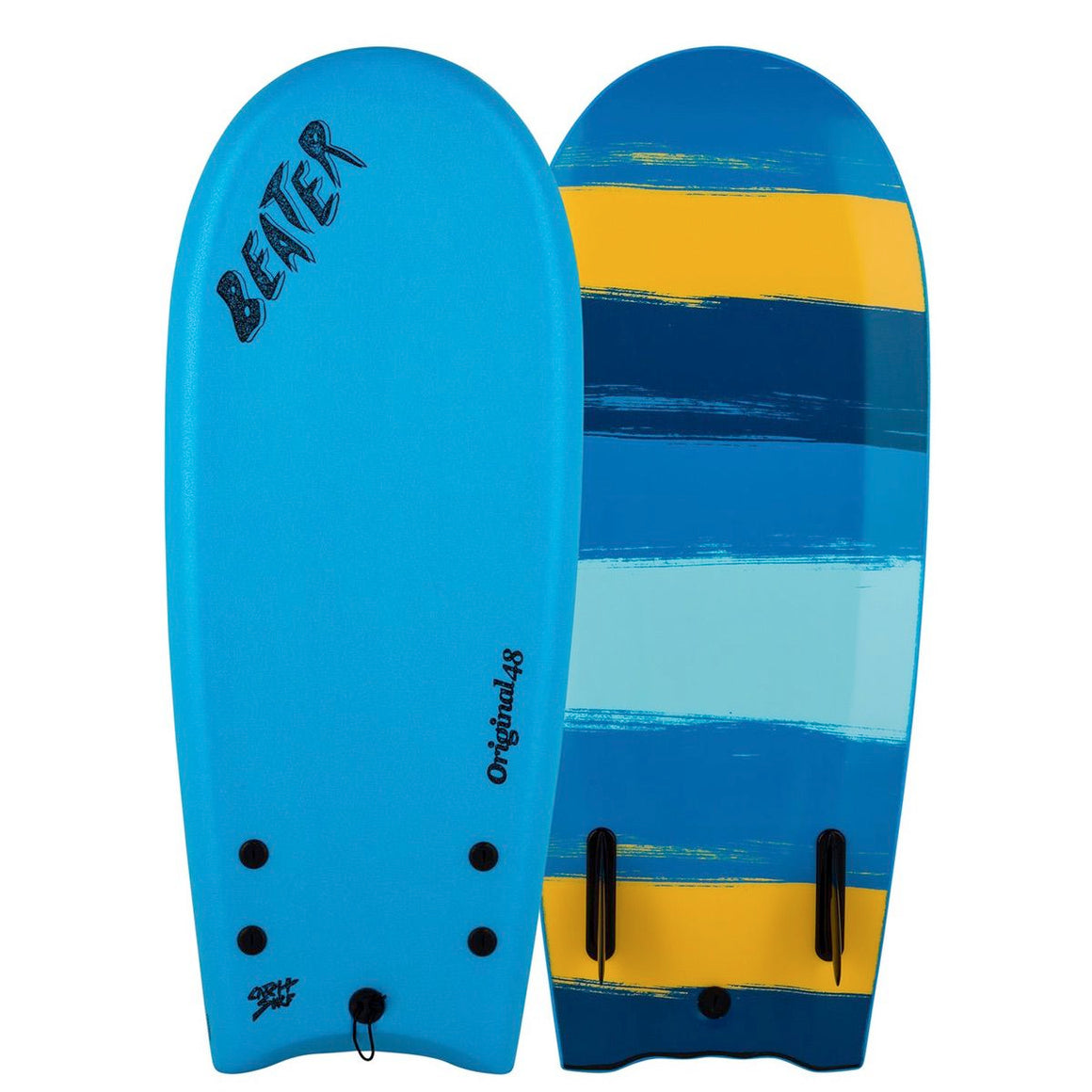 Catch Surf - Beater Original 48 - Twin Fin Cool Blue 20 **COMING FOR April 🌼 **