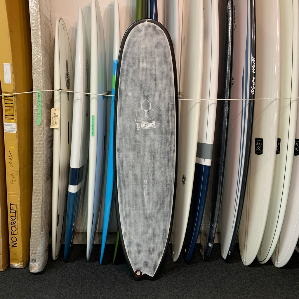 Channel Islands - Quong 6'10 FCS2 5 fin Thunderbolt Technologies