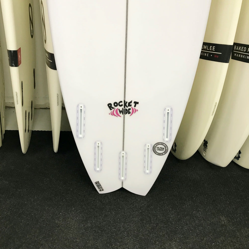 Channel Islands - 6'2 Rocket Wide - FUT 5 - Surf Ontario