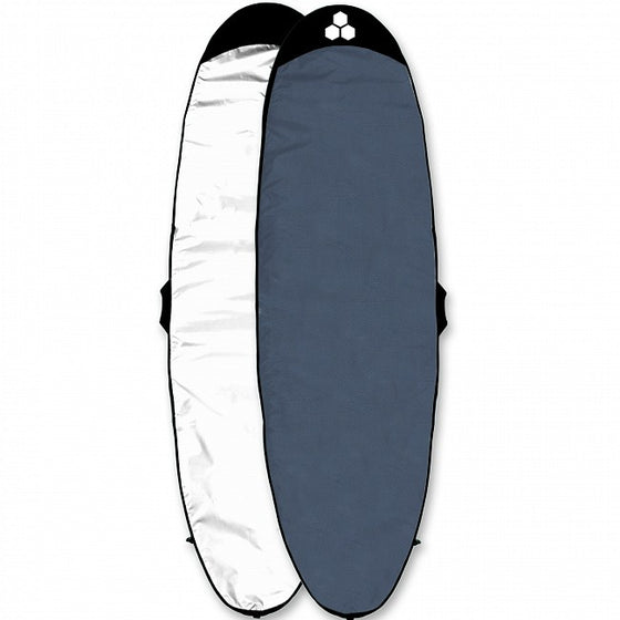Channel Islands Board - Feather Lite Charcoal Longboard DAY BAG - NEW for Fall 2019