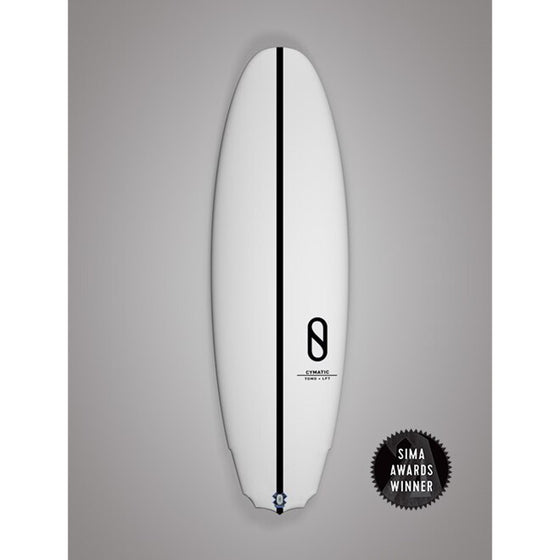 Firewire Slater Designs 5'10 Cymatic LFT Futures