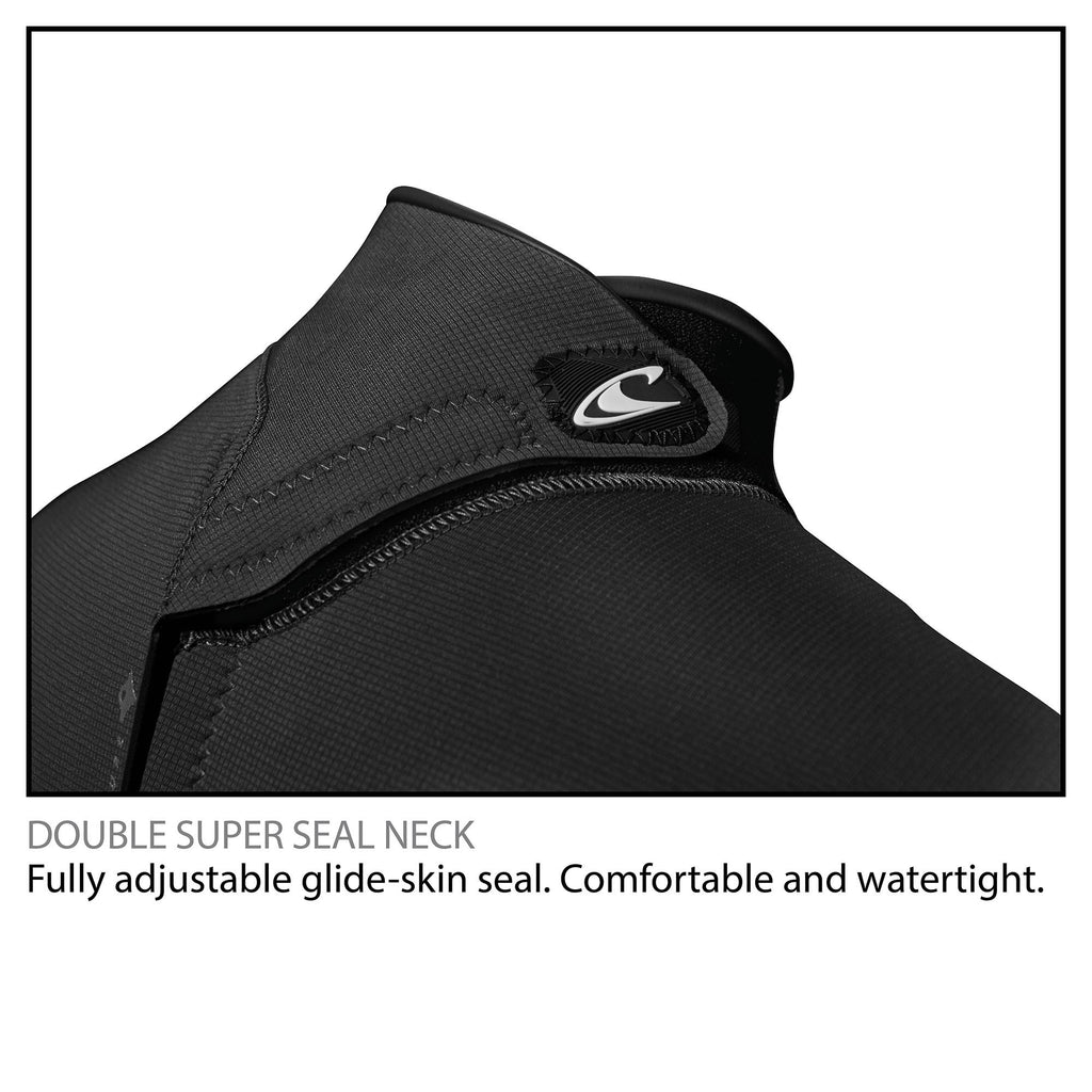 4/3 Mens O'Neill EPIC CT Wetsuit - Back Zip - Surf Ontario