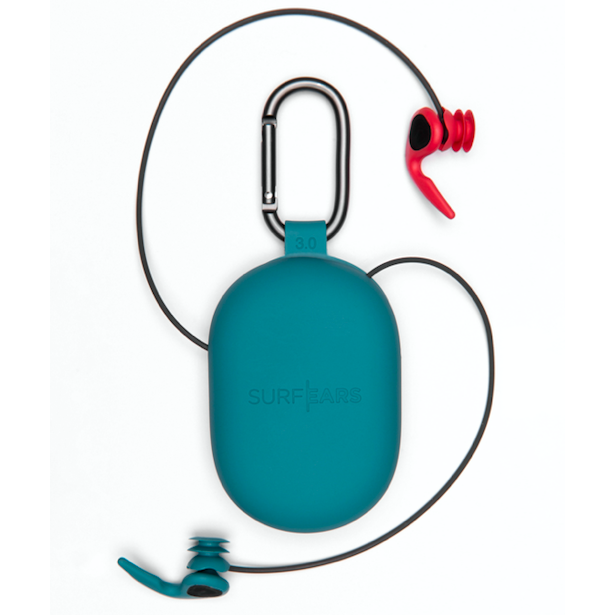 Ears - SurfEars 3.0 Red Teal