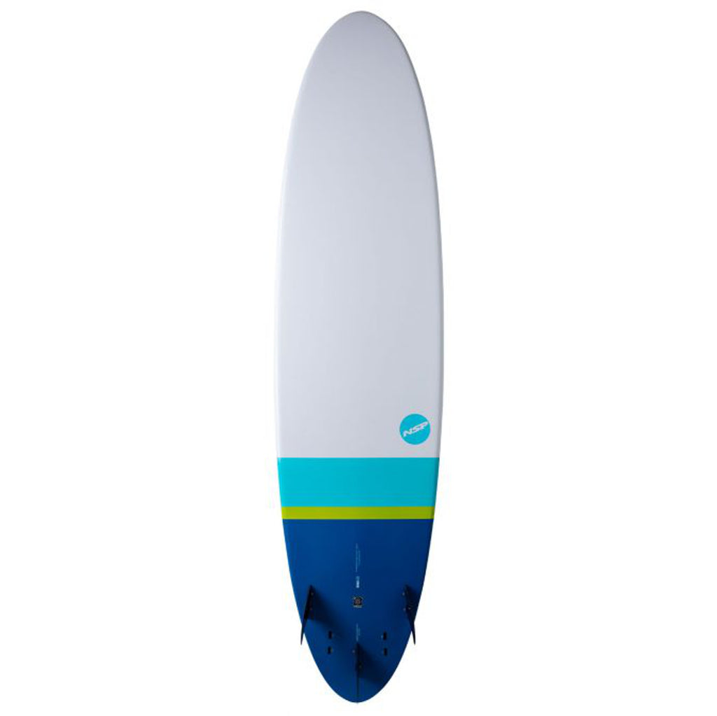 NSP 6'8 Elements HDT Fun Tail Dip Navy