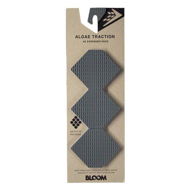Deck pads - Firewire -  9X Hex Expander Traction Pack - Grey