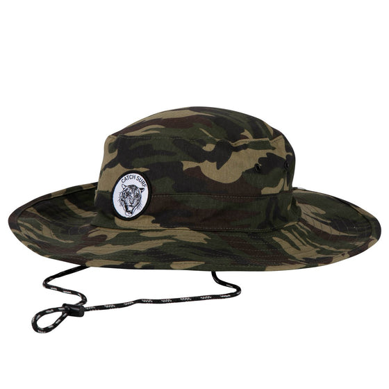 Caps / Hats -  Catch Surf - JOB Safari Hat - Camo - Surf Ontario