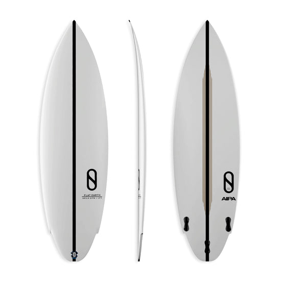 Firewire Slater Designs Flat Earth 6'0 - Futures