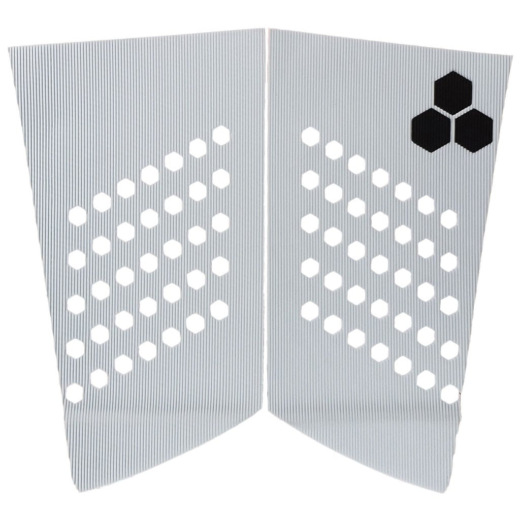Deck pads - Channel Islands - Fish Traction 1sz Fits All - White