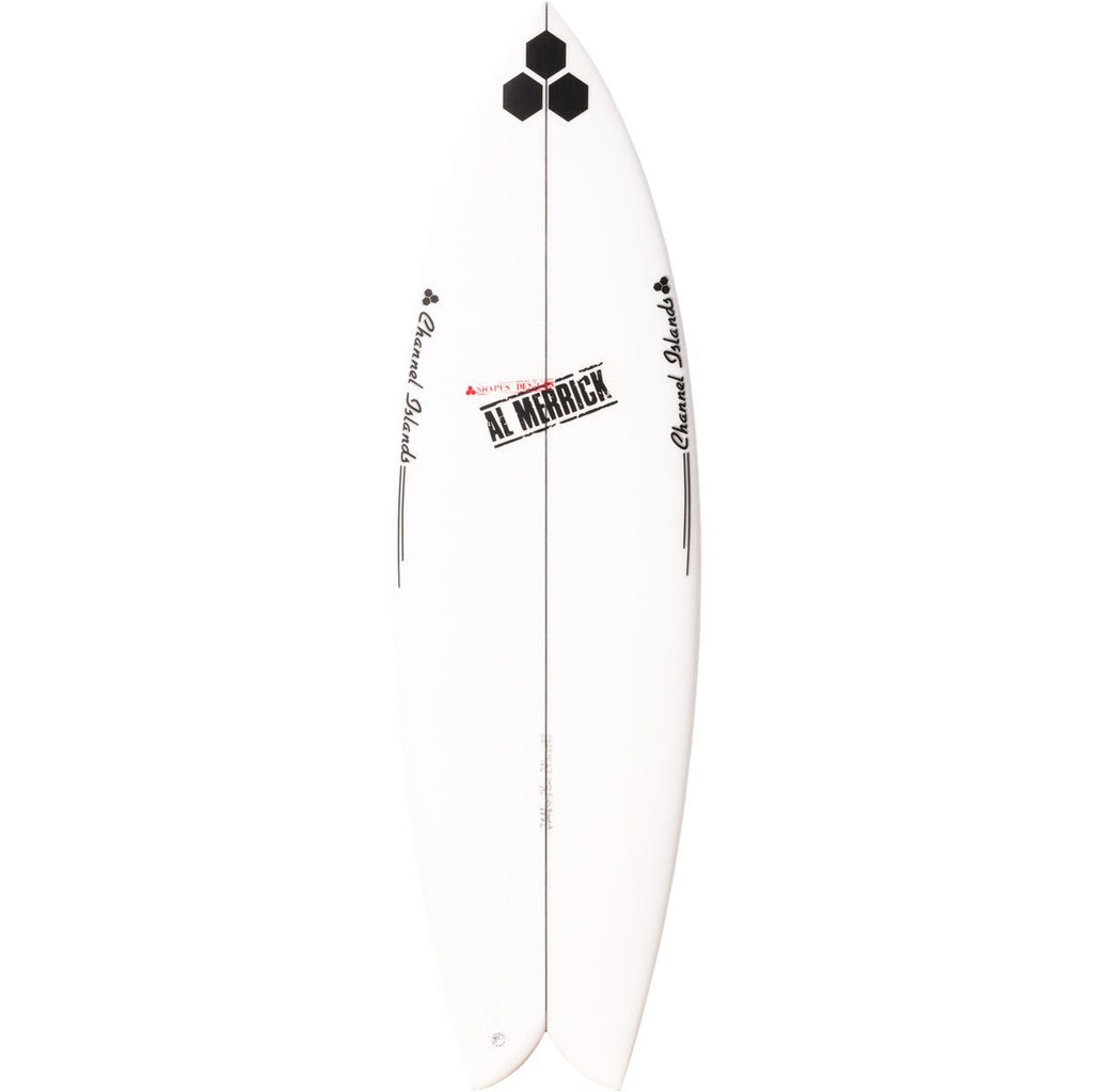 Channel Islands 6'2 FishBeard - FUT