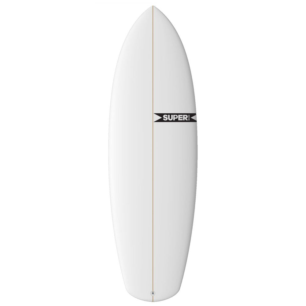 Super Brand Fling 6'4 - 5-FUT - Colour - CLEAR - Surf Ontario