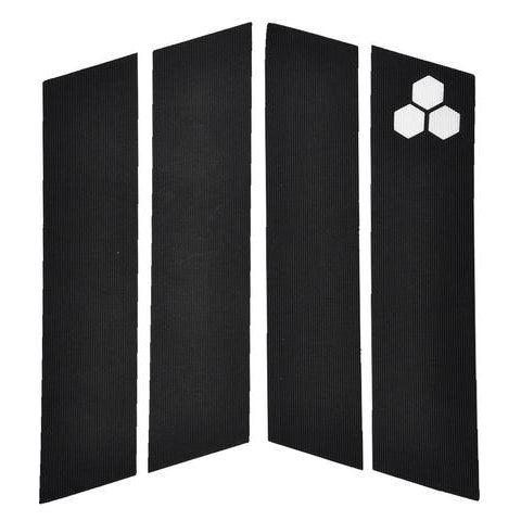 Deck pads - Channel Islands - 4 Piece Front Pad - Black