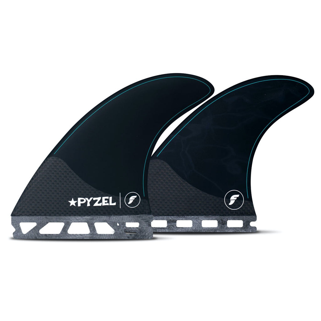 Futures - 5-FIN - Pyzel Medium 5-Fin - Black
