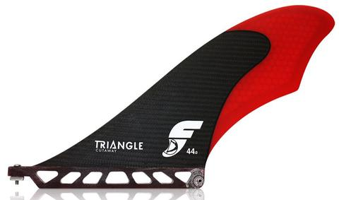 Futures - SUP Triangle 44.0 Red/Carbon (S)